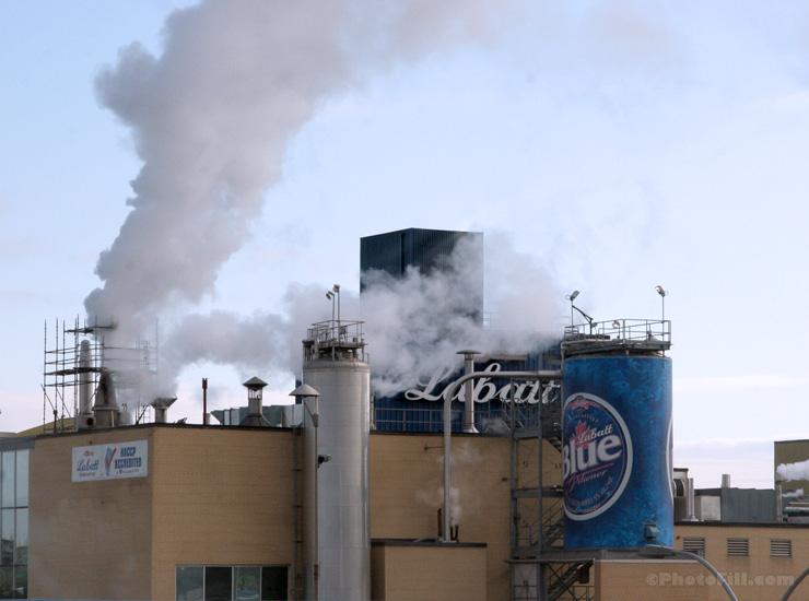 Labatt Blue, Canadian Beer